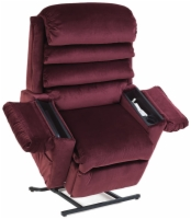 Pride LL571 Lift Chair with Storage Arms