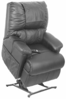 Winco Convalescent Recliner with Tray - 525