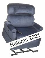Golden PR502 Bariatric Lift Chair
