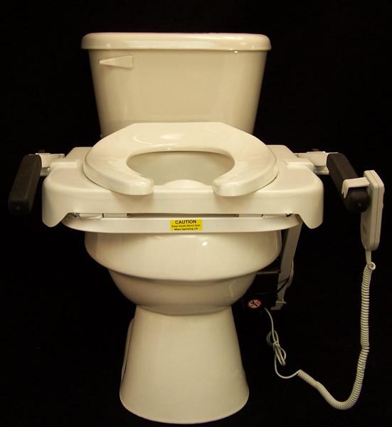 Tush Push Toilet Seat Lift