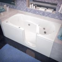 Sanctuary Full Bather - Walk In Tub