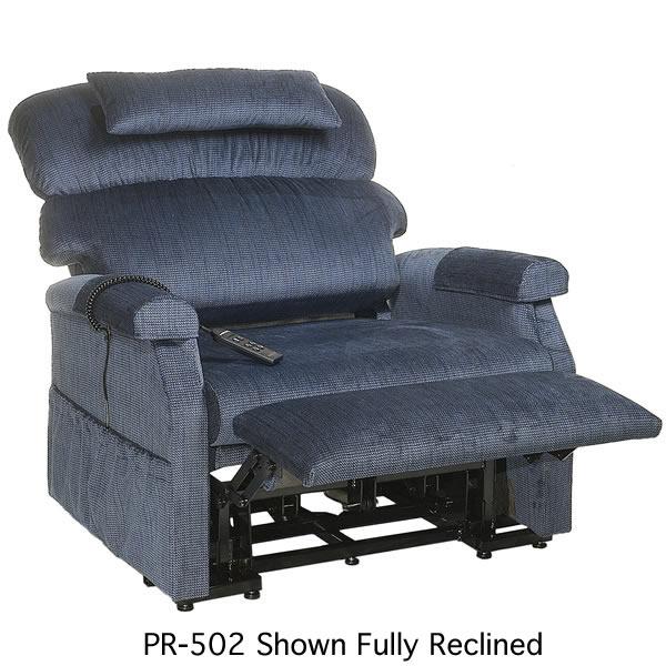 Pr502 Comforter Series Lift Chair By Golden Technologies