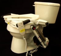 Tush Push Toilet Seat Lift - Discontinued